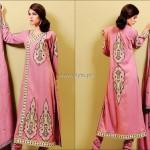 Shaista Winter Fabrics 2012-13 Collection New Designs 012