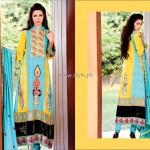 Shaista Winter Fabrics 2012-13 Collection New Designs 013