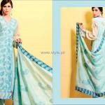 Shaista Winter Fabrics 2012-13 Collection New Designs 015