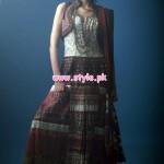 Shamaeel Ansari Latest Formal Dresses 2013 For Women 008