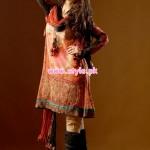 Shamaeel Ansari Latest Winter Collection For Women 2013 010
