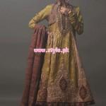 Shamaeel Ansari Latest Winter Collection For Women 2013 011