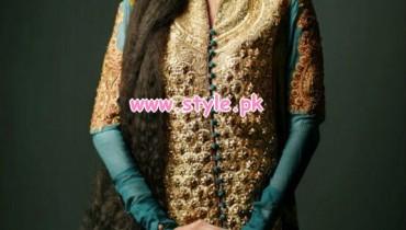Shamaeel Ansari Latest Winter Dresses 2012 007