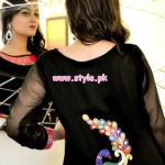 Turquoise Latest Fall Winter 2012 Collection For Women 001