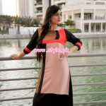 Turquoise Latest Fall Winter 2012 Collection For Women 002