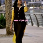 Turquoise Latest Fall Winter 2012 Collection For Women 004
