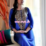 Turquoise Latest Fall Winter 2012 Collection For Women 005