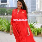 Turquoise Latest Fall Winter 2012 Collection For Women 006