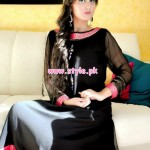 Turquoise Latest Ready To Wear Outfits For Winter 2012 011