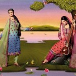Uzma Creation Party Wear Collection 2012-2013 For Women 0010