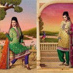 Uzma Creation Party Wear Collection 2012-2013 For Women 003