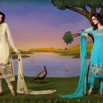 Uzma Creation Party Wear Collection 2012-2013 For Women 004