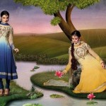 Uzma Creation Party Wear Collection 2012-2013 For Women 005