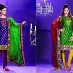 Uzma Creation Shalwar Kameez Collection 2012-2013 For Women 001