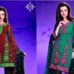 Uzma Creation Shalwar Kameez Collection 2012-2013 For Women 002