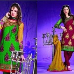 Uzma Creation Shalwar Kameez Collection 2012-2013 For Women 003