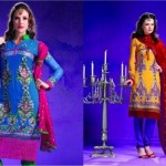 Uzma Creation Shalwar Kameez Collection 2012-2013 For Women 004