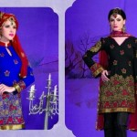 Uzma Creation Shalwar Kameez Collection 2012-2013 For Women 005