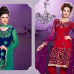 Uzma Creation Shalwar Kameez Collection 2012-2013 For Women 007