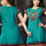 Uzma Creation Winter Tops And Tunics Collection 2012-2013 For Women 001