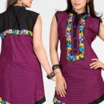 Uzma Creation Winter Tops And Tunics Collection 2012-2013 For Women 0011