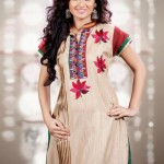 Uzma Creation Winter Tops And Tunics Collection 2012-2013 For Women 0012