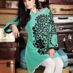 Uzma Creation Winter Tops And Tunics Collection 2012-2013 For Women 002