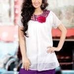 Uzma Creation Winter Tops And Tunics Collection 2012-2013 For Women 007