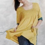 Uzma Creation Winter Tops And Tunics Collection 2012-2013 For Women 008