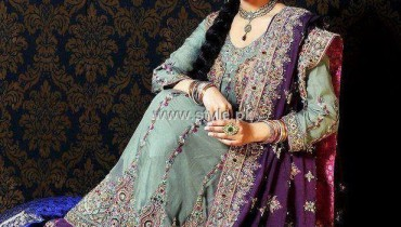 Walima Dresses 2013 Designs For Girls 011