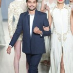 Zaheer Abbas Western Collection 2012 At PFW 3, London 0010
