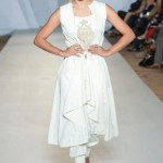 Zaheer Abbas Western Collection 2012 At PFW 3, London 005
