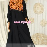 Zahra Ahmad Latest Winter Arrivals 2012 For Women 002
