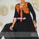 Zahra Ahmad Latest Winter Arrivals 2012 For Women 004