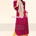 Zahra Ahmad Latest Winter Arrivals 2012 For Women 006