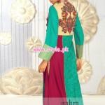 Zahra Ahmad Latest Winter Party Dresses 2012 008