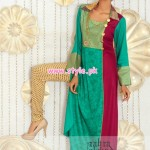 Zahra Ahmad Latest Winter Party Dresses 2012 009