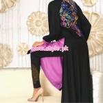 Zahra Ahmad Latest Winter Party Dresses 2012 011