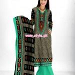 Al-Hamra Textiles Winter Khaddar Collection 2013 014
