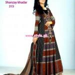 Al-Hamra Textiles Winter Khaddar Collection 2013 015