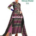 Al-Hamra Textiles Winter Khaddar Collection 2013 017