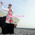 Ambreen Bilal Party Dresses 2013 For Valentine's Day 002