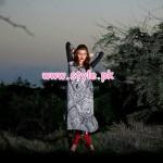 Annus Abrar Women Wear Dresses 2013 For Winter 005