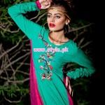 Annus Abrar Women Wear Dresses 2013 For Winter 006