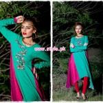 Annus Abrar Women Wear Dresses 2013 For Winter 008