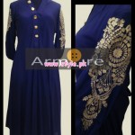 Armoire Latest Winter Casual Dresses 2013 004