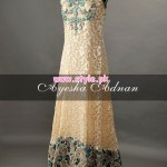 Ayesha Adnan Evevning Wear Collection 2013 For Women 001