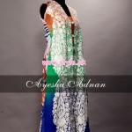 Ayesha Adnan Evevning Wear Collection 2013 For Women 002