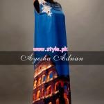 Ayesha Adnan Winter Party Arrivals 2013 005