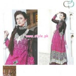 Bashir Ahmed Latest Winter Collection For Women 2013 001